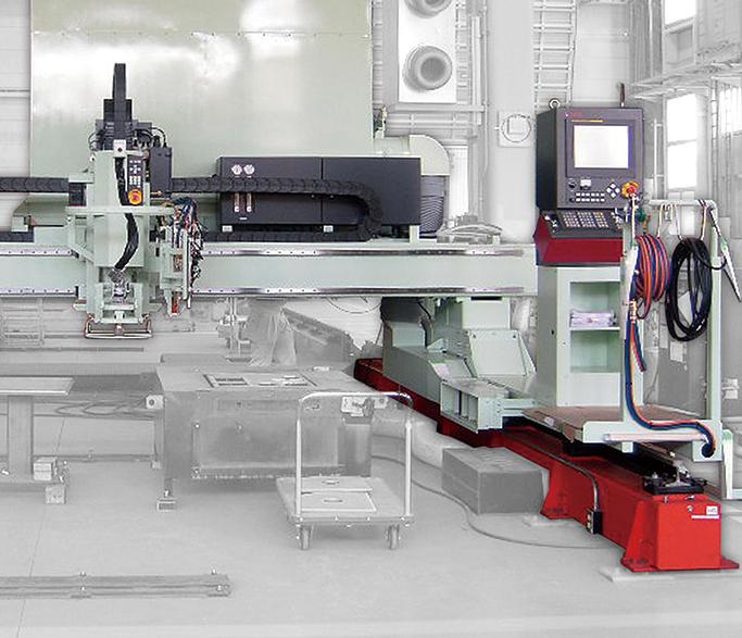 産業機械事業のイメージ